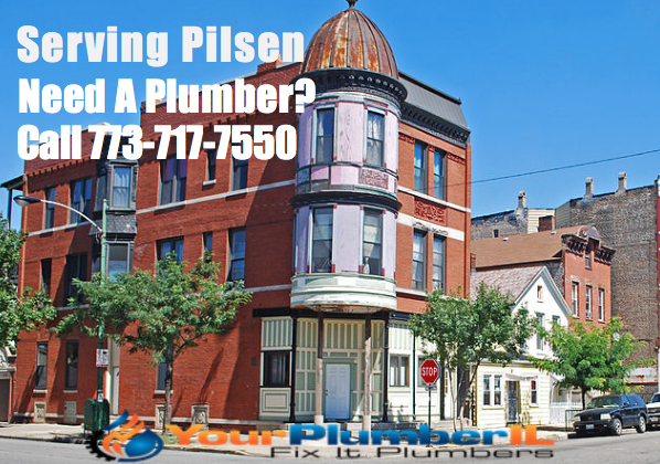 Your Plumber Nearby Pilsen Chicago