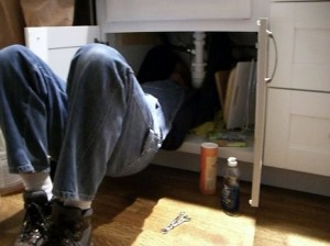 Picture of a Plumber Kelvyn-Park Chicago